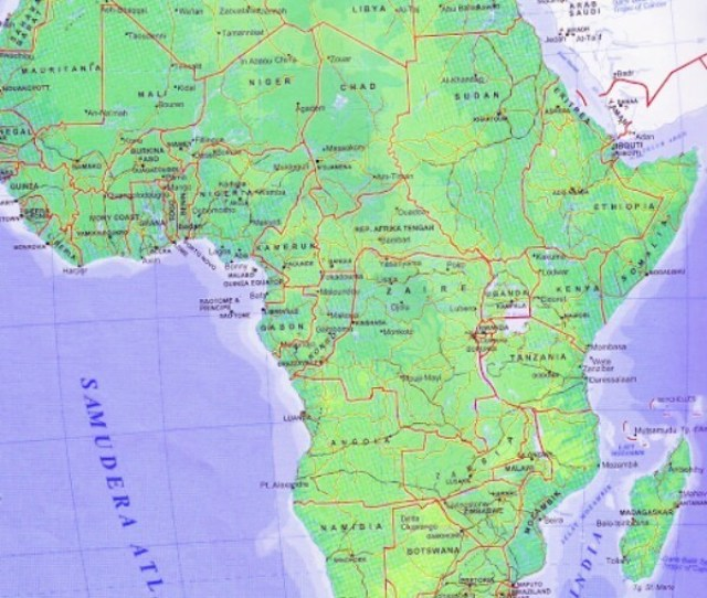 Gambar Benua Afrika Gambarnya Yang Jelas Brainly Co Id