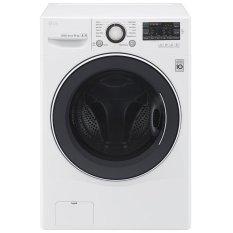LG F1014NTGW - Mesin Cuci Front Load - 14 Kg - Putih - Khusus Jabodetabek
