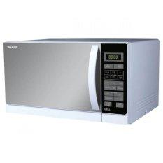 Sharp Microwave oven R-728R (W) IN- Putih - Khusus JABODETABEK