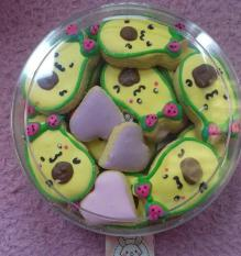 Cookies avocado