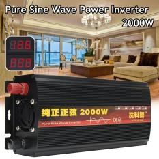 12V 2000W Pure Sine Wave Power Inverter - intl