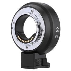 Andoer EF-MFT Elektronik Apertur Pengendali Lensa Dudukan Adaptor untuk Canon EF & EF-S Digunakan untuk Olympus Pulpen E-P1 P2 /3/5 E-PL1 OM-D E-M5 Panasonic Lumix GH2/3/4 M4/3 Kamera-Internasional