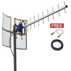 Antena Yagi 4G LTE BOLT E5172 Home Router - Yagi Grid TXR 185