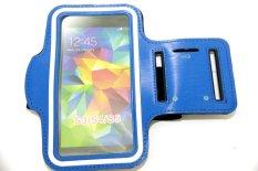 Armband Super Safetycase untuk Oppo F1s - Biru