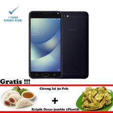 Asus Zenfone 4 Max ZC520KL 4G 3/32 13MP Free Paket Oleh Oleh Bandung