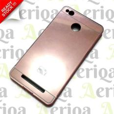 Bumper Aluminium Frame Xiaomi Redmi 3S / Pro / Prime - Mirror Case
