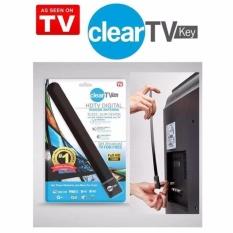 Clear TV HDTV FREE TV Digital Indoor Antenna - Antena TV Dalam Ruangan