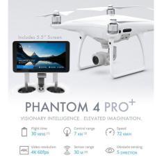 Drone DJI PHANTOM 4 PRO+ (PLUS) Garansi Resmi TAM 1 Tahun