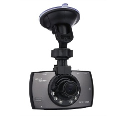 G303 Car DVR Camera 2.7 HD 1080 P Video Perekam 6LED NightviewG-Sensor HDMI Gratis-Intl