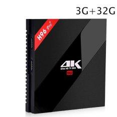 H96 PRO Android 6.0 TV Box Amlogic S912 Octa Core 3g/32g Keyboard Mini Plus WiFi 2.4 G/5.8g H.265 BT4.1 KODI 16.1 H.265 4 K Player-Intl