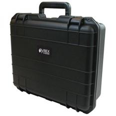 Kasus IBEX-Black Watertight Hard Rugged Protective Case untuk Elektronika, Peralatan, Kamera, Peralatan, Drone, dan Lainnya (IC-1500BK)-Intl