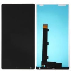 Suku Cadang Layar LCD+ Rakitan Digitizer Warna Hitam Untuk Xiaomi Mi Mix
