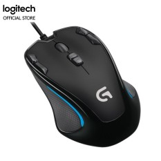Logitech G300s Gaming Mouse- Hitam