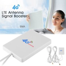 LTE SMA Panel Antena Penguat 28dBi For 4g 3g Mobile WIFI Router BI577-ต่างประเทศ