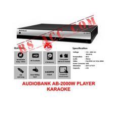 Murah !!! Audiobank Ab-2000W Karaoke Player Sudah Termasuk Hdd 4Tb Terisi Ribuan Lagu