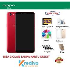 Oppo F5 Ram 6/64GB - Bisa Cicilan Tanpa kartu kredit + Free 6 Acc