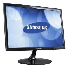 Samsung LED Monitor S19C150F With Mega DCR 19 Inch  Monitor PC