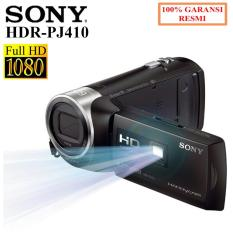 SONY HDR-PJ410 HANDYCAM With Built In Projector- ZEISS Lens- Wifi