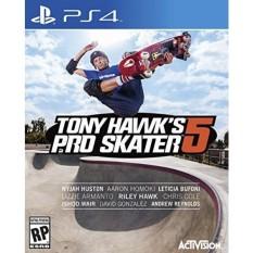 Tony Hawks Pro Skater 5 - Standard Edition - PlayStation 4 - intl