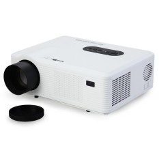 Inggris Legrand Indonesia Excelvan CL720D LED Projector 3000 Lumens 1280X800 Piksel With Television Digital Antarmuka To Hiburan Rumah- internasional