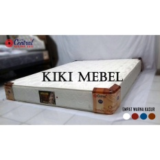 Central Spring Bed Deluxe Matras Putih 90x200 – Free Ongkir Jakarta