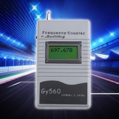 GY560 Frequency Counter Meter 2- Way Radio Transceiver GSM Test Equipment -  intl