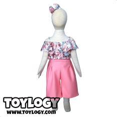 Baju Dan Celana Kulot Sonya Setelan Anak ( Children's Clothes Suit Sonya )