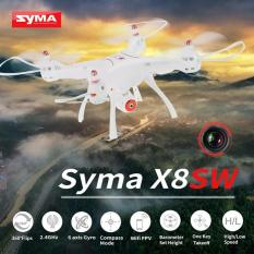 Drone Syma X8sw Fpv Wifi Upgrade Dari X8hw - 7Baeb3 - Original Asli