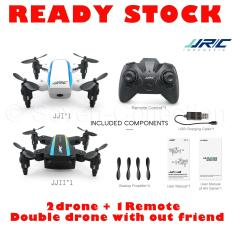 JJRC H345 2 In 1 Retur To Home Drone Visuo X809w