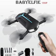 Stok Terbatas Murah Drone Selfie Jjrc H37 Baby Elfie Foldable Wifi Fpv - 6Pi0hd