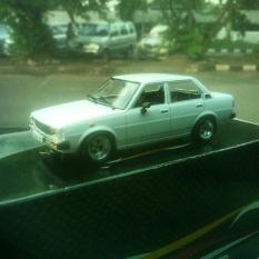 Toyota Corola Dx 1:43 Putih - 5Ee6ce - Original Asli