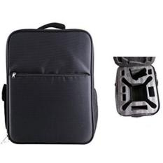 Waterproof Casual Backpack Carrying Bag for DJI Phantom 3 - Black