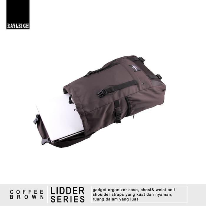 JUAL / SPESIAL DISKON   Lid Tas Pria Ransel Murah Backpack Laptop Sekolah Branded Bodypack 4 / tazlaptop717