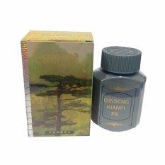 Ginseng Kianpi pil Penggemuk Herbal Gold -1 botol isi  60 Capsul