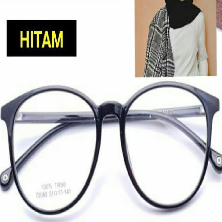 kacamata minus (untuk ukuran minus silahkan di tulis/disertakan di alamat pengiriman/pesanan) PADA chat