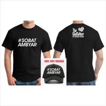 Kaos Sobat Ambyar Membeli Jualan Online T Shirt Dengan Harga