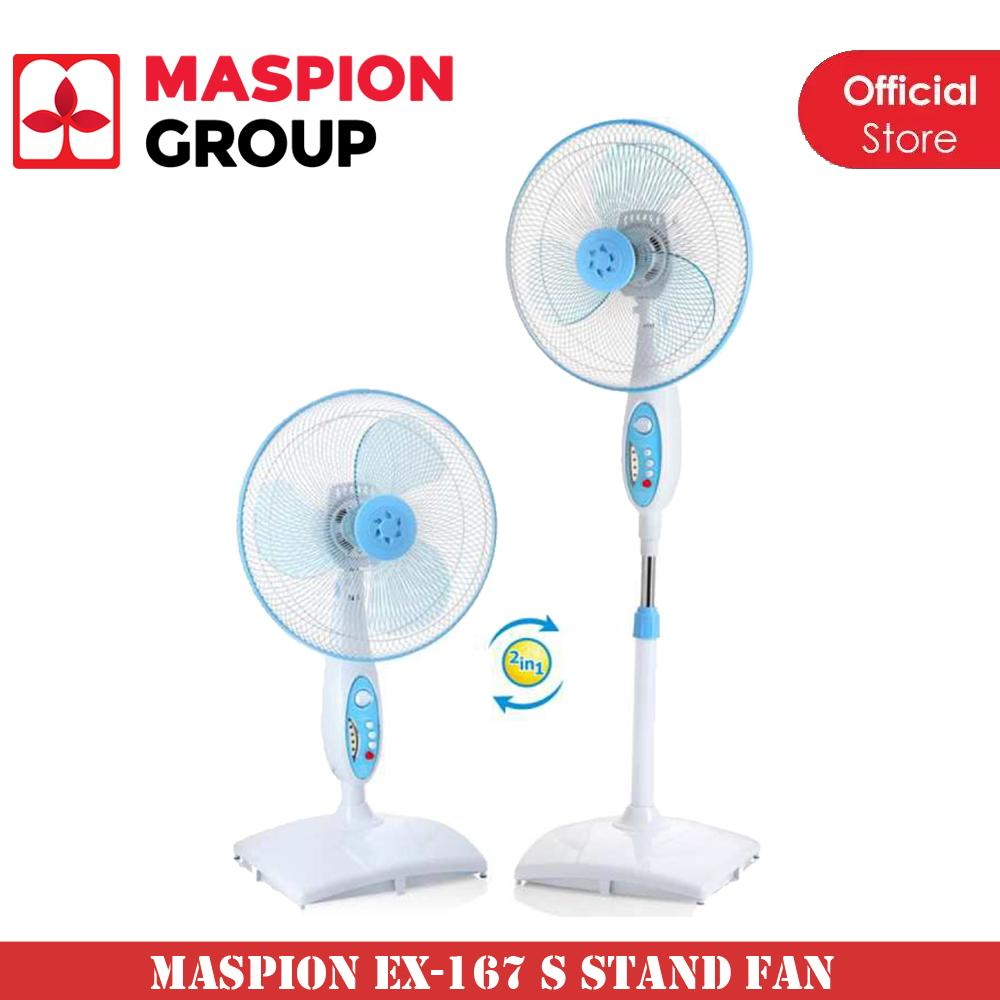 Maspion EX-167 S Stand Fan/ Kipas Angin Berdiri 16