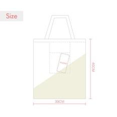 Hello World Indonesia Kanvas Tas Lingkungan Tote Besar Hadiah Kapasitas Shopping Bags-Intl