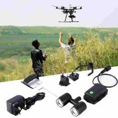 4 Modes LED Headlight Searchlight Spotlight Night Light For DJIInspire 1 Drone - intl