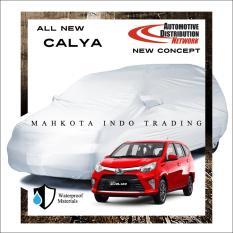 Custom Sarung Mobil Body Cover Penutup Mobil Toyota Calya / Sarung Mobil Calya Fit On Car