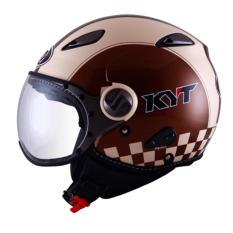 Helm KYT Elsico Buat Kalian Yang Demen Gaya Klasik