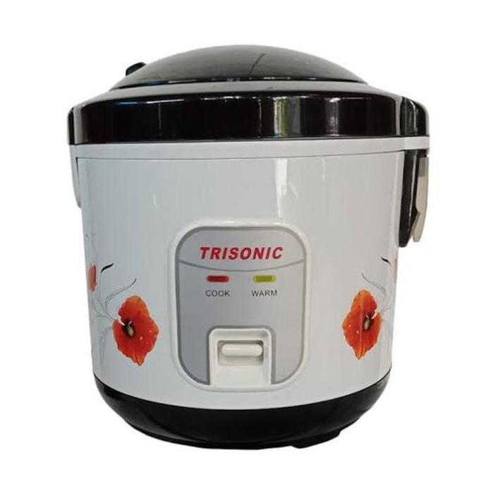 Trisonic T 707 N Rice Cooker Magic Com Mini 1.2 Liter T707N Magicom