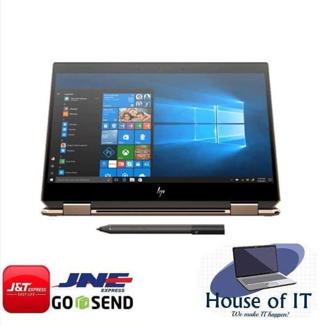 HP-SPECTRE-X360 -13-AP0057TU-i5-8265U- 8GB-256GB-WIN10-13.3FHD TOUCH