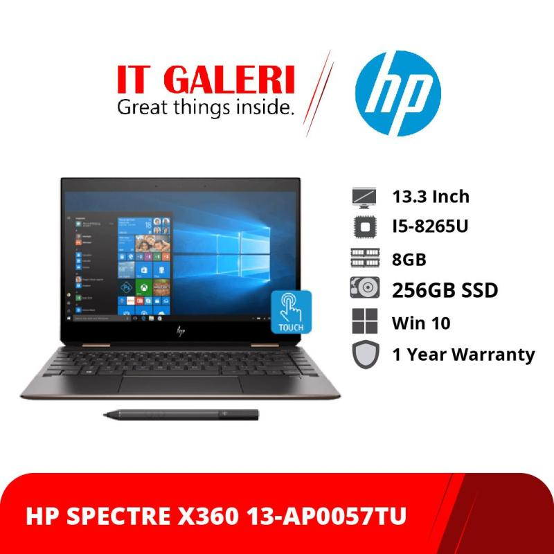 Laptop HP SPECTRE X360 13-AP0057TU