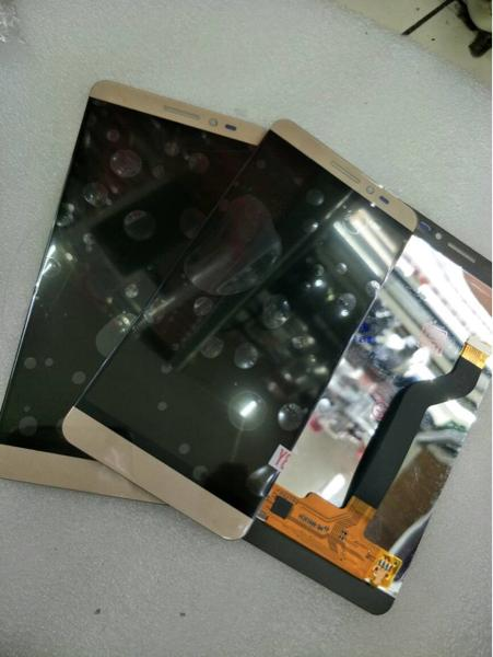 lcd coolpad max a8 complete with touchscreen