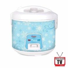 Cosmos Rice Cooker Magic Com ( Harmond Technology ) CRJ6303 1,8L - Biru