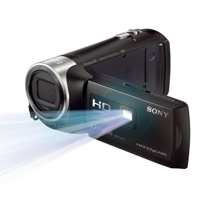 Handycam Sony HDR-PJ410 Camcorder Projector HDR PJ410 (9,2MP, 60xZoom)