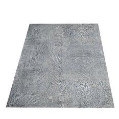 Indogress Granit Tile Keramik Metafora - Pietra-Glazed Tile-60X60-Abu-Abu Gelap