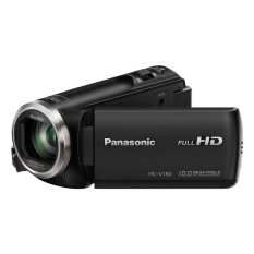 Panasonic HC-V180K Full HD Camcorder - Hitam