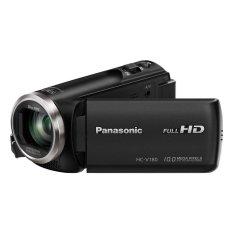 Panasonic HC-V180K Full HD Camcorder - Hitam